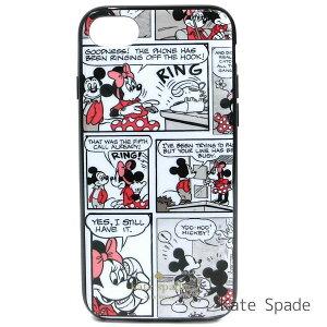 ケイトスペード kate spade iPhone SE (第2世代) ケース iPhone8ケース iPhone7ケース レディース ディズニー ミニーマウス Disney コラボ 限定商品 iPhoneケース スマホケース 【送料無料】 ブランド ケイ