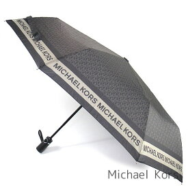 マイケル マイケルコース MICHAEL Michael Kors 折りたたみ傘 レディース 折り畳み傘 シグネチャー MK柄 ブランド マイケルコース正規品販売店 直営アウトレット店より直輸入