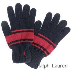 29ac9202da99 ポロ ラルフローレン Polo Ralph Lauren 手袋 メンズ ラルフ グローブ 手ぶくろ スマートフォン対応 スマホ対応 ウール