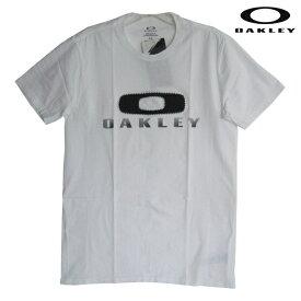 【訳あり・アウトレット】 Oakley オークリー メンズ Tシャツ GRIFFINS NEST TEE ホワイト アメカジ サーフ ブランド インポート ファッション カジュアル Safari サファリ LEON レオン オーシャンズ 雑誌 掲載 セレカジ ストリート スタイル 正規 商品