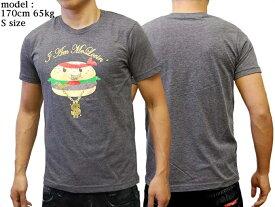 【セール】Crooked Monkey クロックドモンキー メンズ Tシャツ I AM MC LOVIN クルックドモンキー miley cyrus マイリー サイラス 海外セレブ 多数着用 フレッドシーガル ロンハーマン サマリー 取扱 インポート ブランド サーフ セレカジ スタイル カジュアル ファッション
