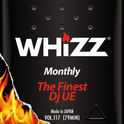 【セール】 DJUE / Monthly Whizz VOL.117 MIXCD DJ UE CD 全35曲 DJウエ クラブ ミュージック HIPHOP R&B CLUB MIX 洋楽 音楽 ヒップホップ MUSIC ミックスCD ミックス 好きに♪