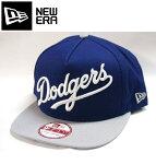 ニューエラキャップスナップバックロサンゼルスドジャースブルーグレーメンズレディースNEWERACAPMLBLosAngelesDodgersSNAPBACKストリートファッション帽子ブランドHIPHOPウェアヒップホップB-boyB系アメカジスタイルセール