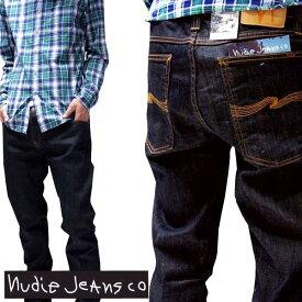 【セール】 ヌーディージーンズ メンズ デニム 【100種類の品揃え】 nudie jeans co TIGHT LONG JOHN DIRTY STRETCH タイトロングジョン スキニーデニム パンツ ハイブランド サファリ カジュアル ファッション 雑誌 掲載 プレミアム ジーンズ ブランド レディース スタイル