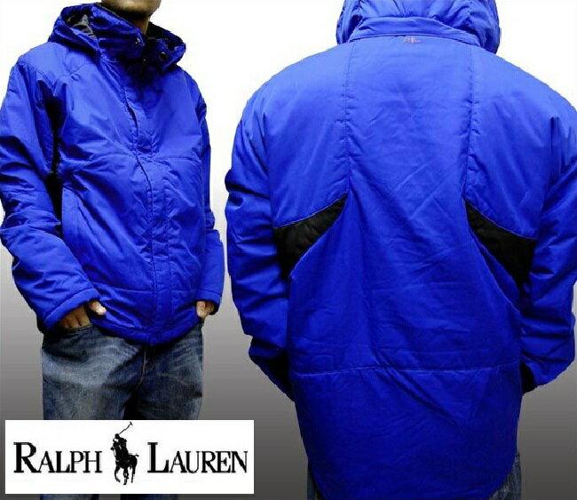 【決算セール】 ラルフローレン メンズ ジャケット POLO RALPH LAUREN ポロ 中綿 ストーム トルーパー ブルー アウター ラルフ カジュアル アメカジ スタイル ファッション