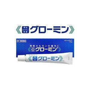 [第1類医薬品] グローミン 性欲剤 精力剤 ED 男性ホルモン 性機能改善
