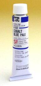 ホルベイン油絵具 単色コバルト ブルー ペール9号チューブ(40ml)H302シリーズE