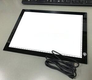 【厚さ5mmの超薄型LEDトレース台】エツミ・LEDトレーサーA4