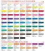 阿姆斯特丹丙烯酸水粉 20 毫升管組 24 顏色