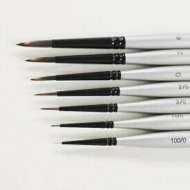 【ネコポスOK】アルテージュ キャムロンプロ プラタ 630 丸筆 サイズ:100/0、10/0、5/0、4/0、3/0、2/0