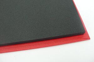 ■黒い紙のスケッチブック■カラーペーパーブックアルテージュ「Kuro」F4サイズ(242×333mm)