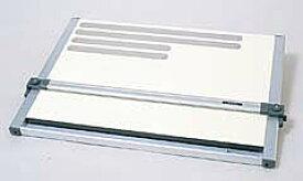 建築士試験 持込可能製図用具【送料無料】 A2平行定規ドラパスボード DXM-601(ソフトケース付き)