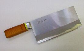 杉本 小型中華包丁 (320グラム) CM4030 ステンレス鋼 Sugimoto Cutlery Chinese Cleaver Stainless Steel