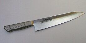 正広 牛刀(洋包丁) 21センチ MVS鋼(ステンレス鋼) Masahiro Kitchen Knife 21cm