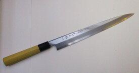 あさがや しんかい 柳刃包丁 刺身包丁 30センチ 青紙1号鋼(日立金属安来工場製) Asagaya Shinkai Yanagiba Sashimi Kitchen Knife 300mm