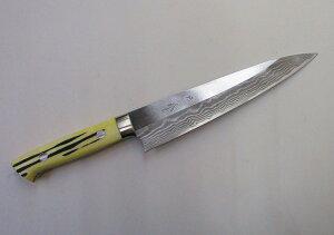 佐治武士 牛刀 180 鍛造包丁 青紙スーパーダマスカス鋼 Takeshi Saji Aogami Super Damascus Steel Gyuto 180 Kitchen knife
