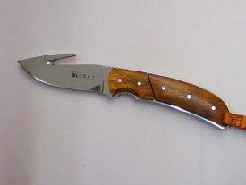 コロンビアリバー 2820 コンマーシグネチャー ガットフックナイフ CRKT