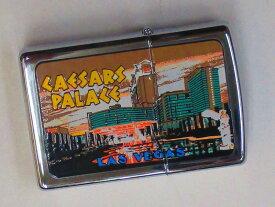 ラスベガス シーザースパレス(カジノホテル) ポリッシュZippo 1999年4月製未使用 (Z-870)