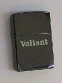 Valiant バリアント ロゴマークデザイン プロトタイプ ブラックアイスZippo 1998年1月製 未使用 (ZJT-72) JT日本タバコ