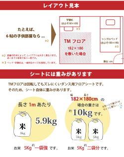 TMフロアの詳細説明