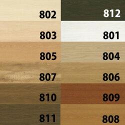 ウッドシリーズ全色