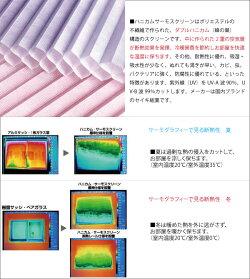 サーモグラフィで見る断熱効果