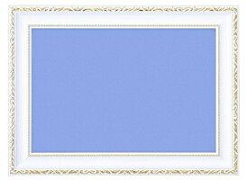 ジグソーパズル用パネル 木製豪華フレーム アンティークホワイト 38×26cm GF031H 【ラッピング不可】