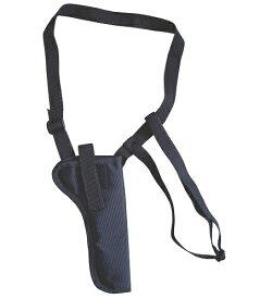 ショルダーホルスター ナイロン製 ブラック 184-BK イーストA
