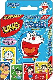 【ネコポス送料無料】 UNO ウノ ドラえもん カードゲーム パーティーゲーム
