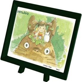 ジグソーパズル 150ピース まめパズル となりのトトロ あたまの上で 7.6x10.2cm MA-04