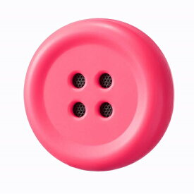 【送料無料・正規品】 Pechat ペチャット ぬいぐるみをおしゃべりにするボタン型スピーカー ピンク 【英語にも対応】  日本製 国産 人気ベビーグッズ