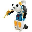 超進化変形 アニバトロン パンダ 変形ロボット 動物変形 ロボット