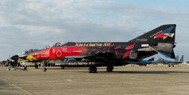 11月発売予定 1/144 航空自衛隊 F-4EJ改 第302飛行隊 ラストファントム 2019 (ブラックファントム) PF-26