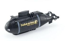 完成品ラジコン R/C潜水艦 No.02 原子力潜水艦 ブラック 40MHz