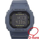 cc50565082a27 Casio watch BABY-G lady s tough solar resin SS BGD-5000 CASIO digital light  charge-style baby G navy dark-blue deep-discount pawnshop watch exemption  from ...