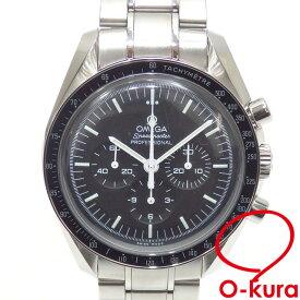 【中古】 オメガ 腕時計 スピードマスター プロフェッショナルムーンウォッチ メンズ 手巻き SS 31130423001005 機械式