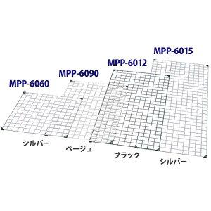 メッシュパネル MPP-6060【アイリスオーヤマ】【メッシュラック オプションパーツ】【収納 家具 棚 シェルフ ラック インテリア】 カラーボックス