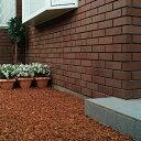 膝に優しい防草チップ 40L 四季を通してお庭に使用できます! 【アイリスオーヤマ】【RCP】【0530pe_fl】