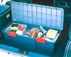 RV BOX 770D グレー/ダークグリーン【ハッチバック車 軽自動車 ラゲッジスペース サブトランク アイリスオーヤマ】