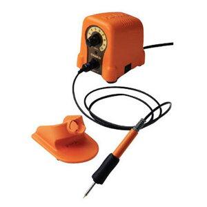 マイペン アルファ FD210-01送料無料 電熱ペン はんだごて 温度調節 ウッドバーニング 彫金 ハッコー 【D】