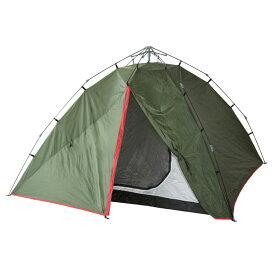 かんたんドーム 240 NE1225送料無料 テント 簡単 3〜4人用 ワンタッチ キャンプ ノースイーグル アウトドア シンプル キャンプ ノースイーグル 【D】