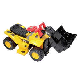 乗用ブルドーザー 609BM送料無料 おもちゃ 玩具 乗り物 子供用 キッズ用 男の子 女の子 働く車 車 充電 電動 SIS 【D】
