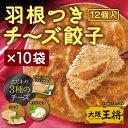 大阪王将 羽根つきチーズ餃子120個 (ギョウザギョーザ羽根付き)