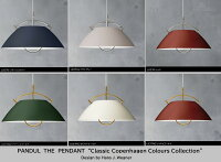 """THE PENDANT """"Classic Copenhagen Colours Collection"""""""