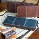 アインソフ 長財布 レディース 送料無料 カードたっぷり長財布 ジャバラ型カード DA1379-HP 革 本革 財布 メンズ 長い爪 大人女子 女性…