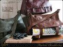 【送料無料】【coquette コケット】アンティーク仕様の斜めがけショルダーバッグ〜ベアトリーチェ/本革 牛革 ショルダーバッグ 通勤 新…