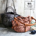 ロビタ 正規取扱店 送料無料 robita カラーメッシュの革紐ショルダー RC-003 本革 トート 2way レディース バッグ