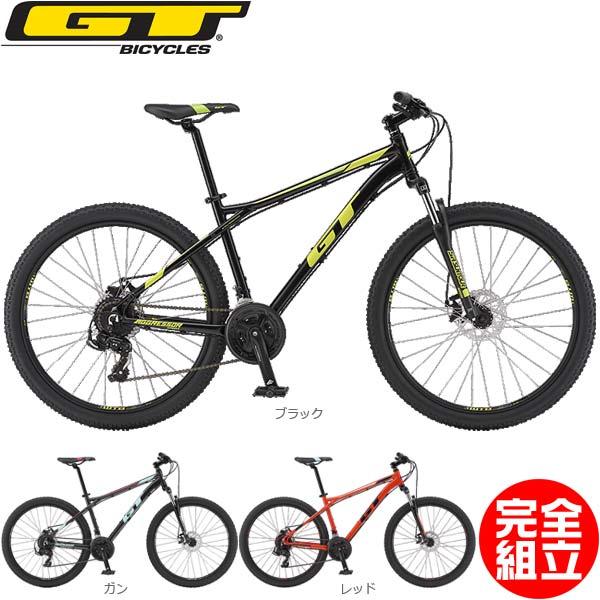 【ポイント5倍】GT ジーティー 2019年モデル AGGRESSOR SPORT アグレッサースポーツ 27.5 マウンテンバイク