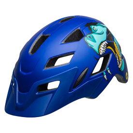 BELL ベル SIDETRACK サイドトラック ヘルメット マットブルー T-レックス