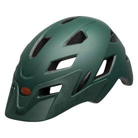 BELL ベル SIDETRACK サイドトラック ヘルメット マットダークグリーン/オレンジ